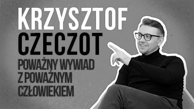 Krzysztof Czeczot YT Krzysztof Czeczot - Cienka granica przefajnowania