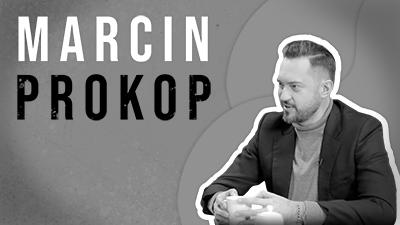 Marcin Prokop YT 2 Marcin Prokop - Saper, kariera i dzień suchara