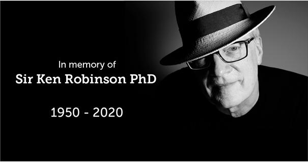 image Dlaczego Ken Robinson był najpopularniejszym mówcą TEDa? <br> 5 lekcji, po które warto sięgnąć we własnej prezentacji